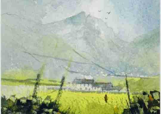 A Wander In Langdale I