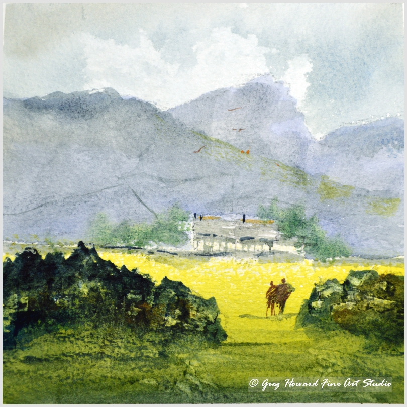 A Wander In Langdale II