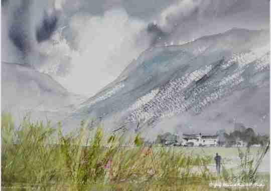 Across The Marshes II