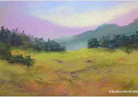 Alpine Meadow III