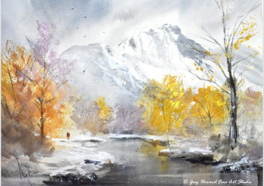 Colour Of Winter I