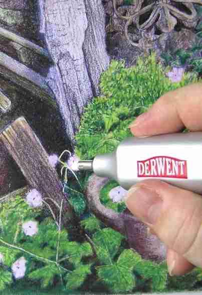 Derwent Battery Eraser 1