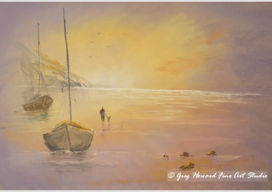 Evening Tide I