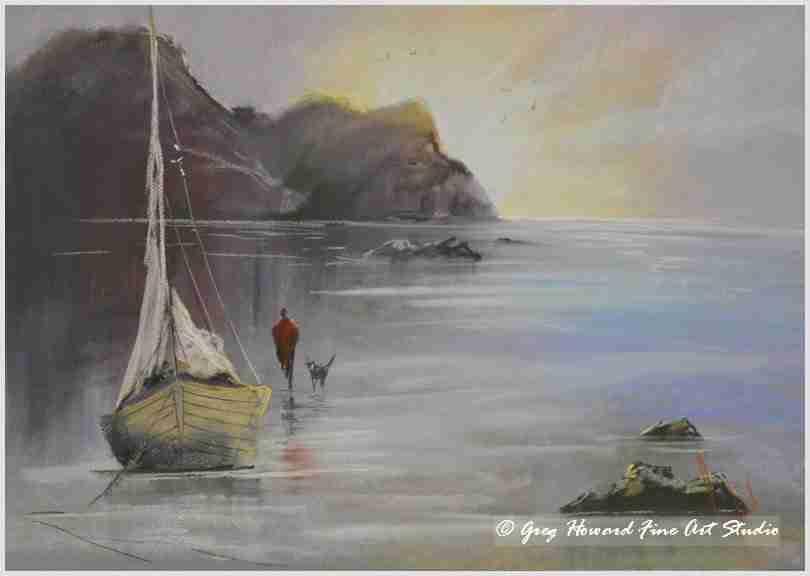 Evening Tide V
