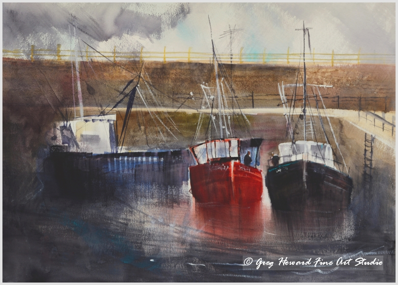 Harbours VI