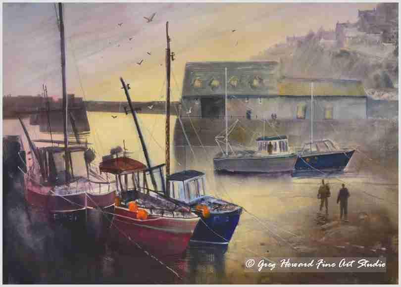 Harbours VIII