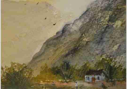 Highland Cottage V