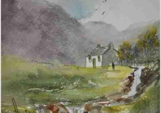 Highland Cottage VII