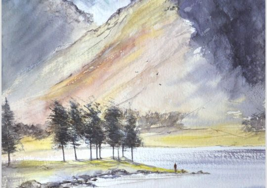 Solitude In Buttermere