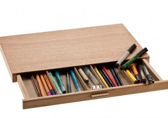 WOODEN STORAGE DRAWER ONE