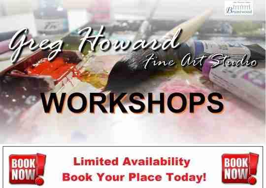 Lake District Watercolour Painting | Soft Pastel Workshops